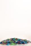 paperclips Immagini Stock Libere da Diritti