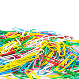 Paperclips  Stock Image