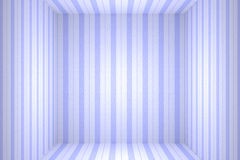 Papered cube Stock Images