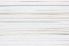 PaperFold de /Tissue de la textura del Libro Blanco él en capas fotos de archivo libres de regalías
