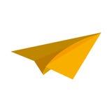 paperplane icon image Stock Photos