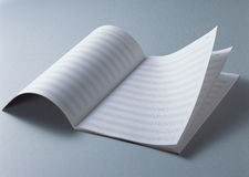 Papers. Idea napkin nobody pape, napkin series simplicity stack studio shot tissue stock image