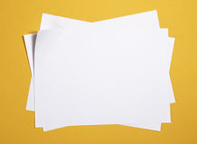 papers Royalty Free Stock Photo