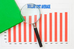 Papers charts success of business. Papers charts of success for business royalty free stock photo