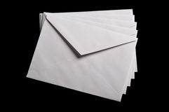 Papers envelope Royalty Free Stock Photography