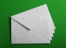 Papers envelope Royalty Free Stock Images