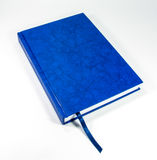 Papers forged to blue. Papers forged using the blue notes for guest to advanced Royalty Free Stock Image