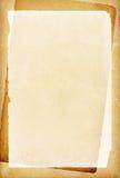 papers tappning royaltyfri illustrationer