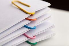 paperwork immagine stock
