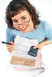 Paperwork Stock Image