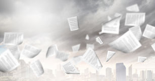 paperwork immagini stock