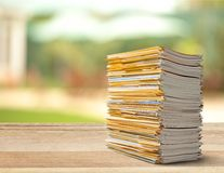 paperwork Стоковые Фотографии RF