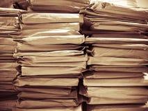 paperwork zdjęcie stock