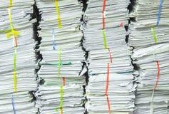 paperwork obrazy royalty free