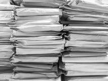 paperwork Στοκ εικόνα με δικαίωμα ελεύθερης χρήσης