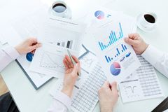 Paperwork Royalty Free Stock Photography