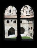 papes palais des Франции avignon Стоковое Фото