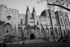 papes palais des Стоковое фото RF