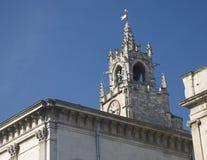 papes palais des Стоковое Изображение