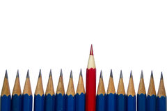 Papeterie employée pour peindre l'art Image stock