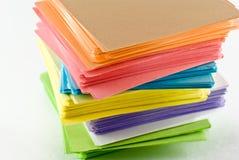 Papeterie Single-sheet Photos stock
