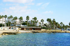 Paphos Royalty Free Stock Images