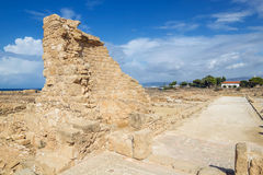 Paphos Archaeological Park Royalty Free Stock Images