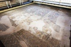 Paphos Archeologiczny park - Cypr Obraz Stock