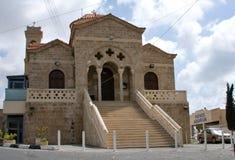 Paphos. Church Teoskepasti Royalty Free Stock Photo