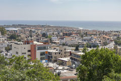 Paphos cityscape in Cyprus Stock Image