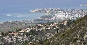 Paphos Cypern Arkivfoto