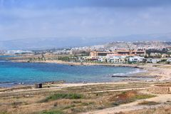 Paphos, Cyprus Royalty Free Stock Photography