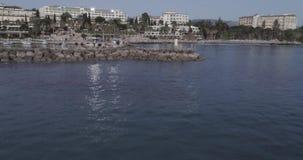 Paphos Harbour View arkivfilmer