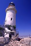 Paphos Lighthouse royalty free stock photos