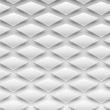 Papierów kwadraty Fotografia Royalty Free