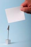 Papier à lettres Image libre de droits