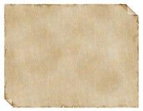 Papier âgé Photographie stock libre de droits