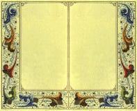 papier 1 rocznik Zdjęcie Royalty Free
