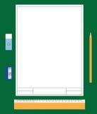 Papier Image stock