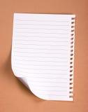 Papier Image libre de droits
