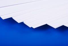 Papier stockfoto