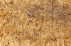 Papier antique Image libre de droits