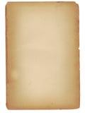 Papier antique grunge de XL vieux Images stock