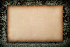 papier antyczna stara ściana Fotografia Royalty Free