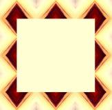 Papier avec le cadre WP0009 Images stock