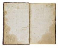 Papier, beż, tło, stary, rezerwuje, otwarty obrazy royalty free
