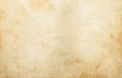 Papier blanc de cru Images stock