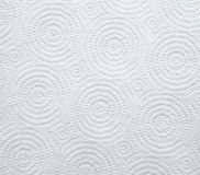 Papier blanc de serviette Images stock