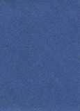 Papier bleu Photographie stock libre de droits