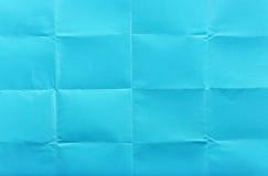 Papier bleu photo libre de droits
